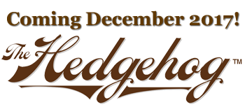 Hedgehog spiral featherboard available coming December 2017