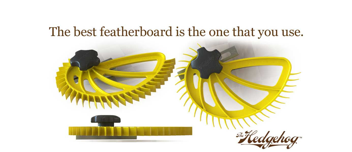 Hedgehog best featherboard